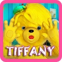 Talking Teddy Bear Tiffany icon