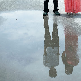 Reflection  by Jukers Hatero - People Couples