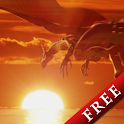 Dragon Flame Free icon