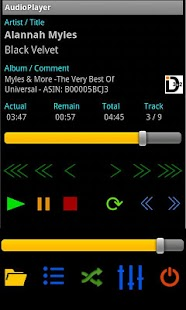 AudioPlayer - screenshot thumbnail
