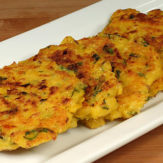 Spicy Corn Patties – Fritters