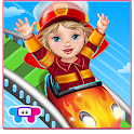 Baby Heroes: Amusement Park icon