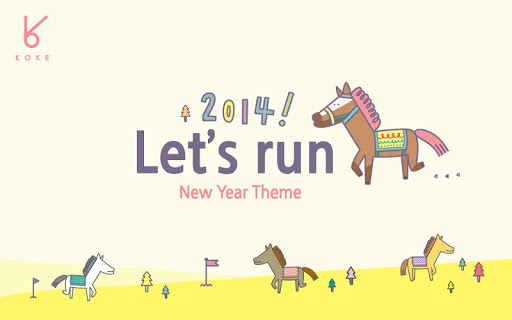 Let's run 2014 _ATOM theme