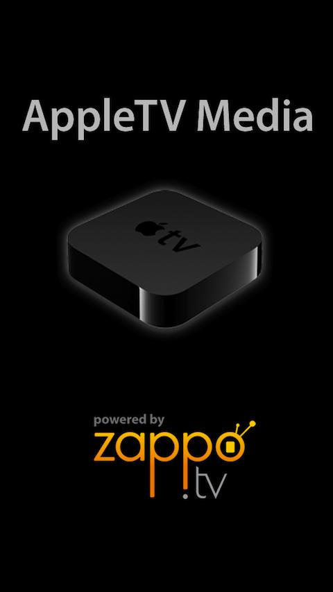 AppleTV AirPlay Media Player - screenshot