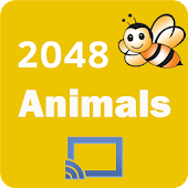 2048 Animals Chromecast