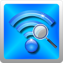 WiFi Finder with Biz Reviews icon