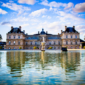 Palais du Luxembourg by Steve Densley - Buildings & Architecture Public & Historical ( paris, parks, france, government, palace,  )