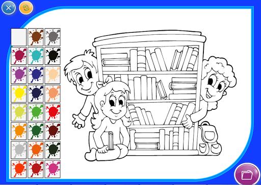 Coloring Games 7.2.0 screenshots 4