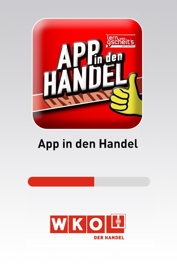 WKO App (in den) Handel – Screenshot
