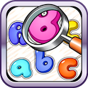 Alphabet Find icon