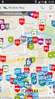 Screenshot of Mobility Map