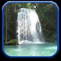 Cascada Fondo de Pantalla icon