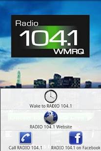 RADIO 104.1 WMRQ- screenshot thumbnail