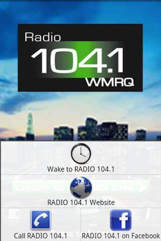 RADIO 104.1 WMRQ- screenshot