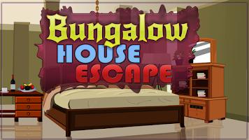 Screenshot of Bungalow House Escape