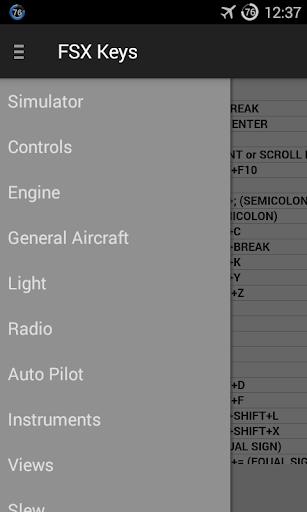 X-Plane Key Commands