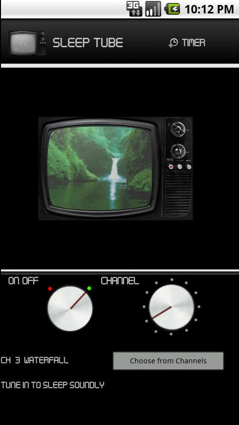 Television White Noise FREE- screenshot