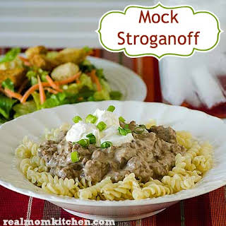 Mock Stroganoff.