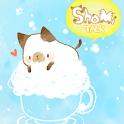 Sky Cat_kakao Talk Theme icon