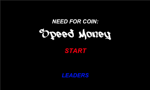 Need For Coin: Speed Racing