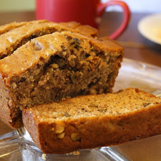 Walnut Banana Bread.