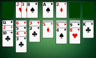 Screenshot of Spider Card Games