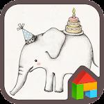 baby elephant dodol theme