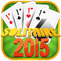 Solitaire 2015 - 3D Card icon