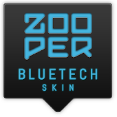 Bluetech Zooper skin(GaRyArTs)