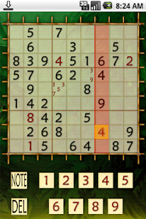 Sudoku Adventure- screenshot thumbnail