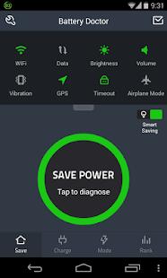 [Battery Doctor (Battery Saver)] Screenshot 4