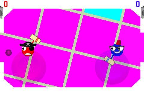 SpacePolo- screenshot