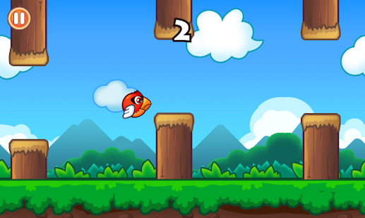 Floppy Bird - Flap Again