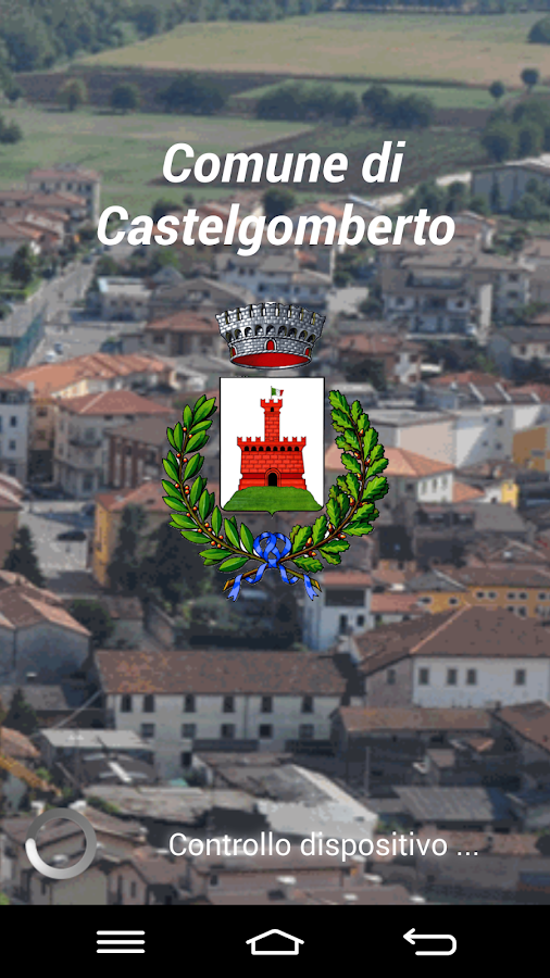 Castelgomberto News!- screenshot