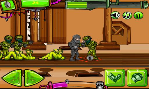 Ninja Cop Clash