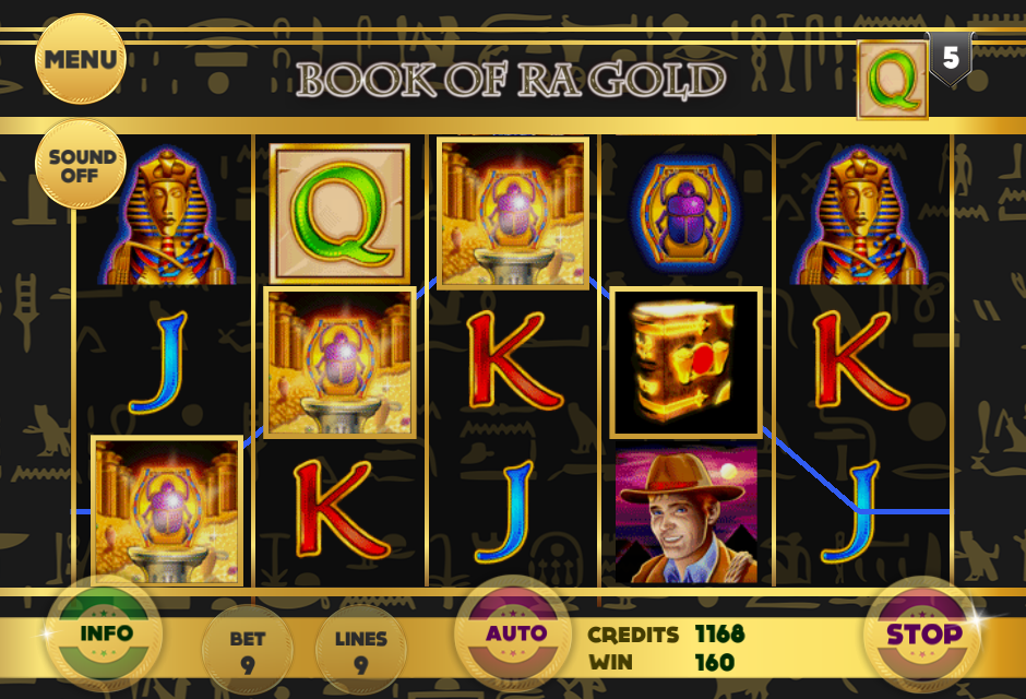 golden online casino book of ra
