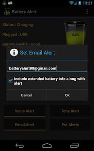 Battery Alert- screenshot thumbnail