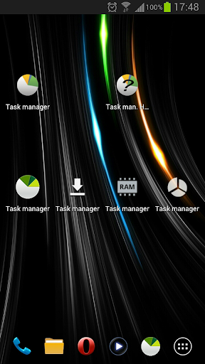 Task Manager S4 Shortcut PRO