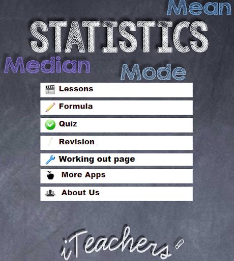 Statistics Mathematics
