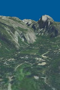 Route3D Yosemite to Whitney- screenshot thumbnail