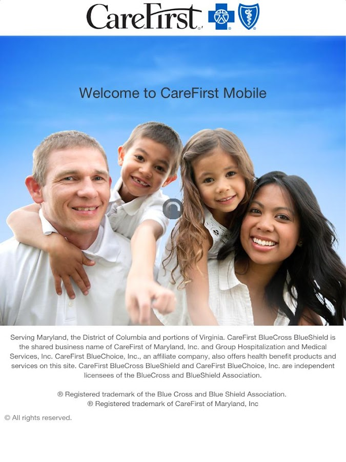 CareFirst - screenshot