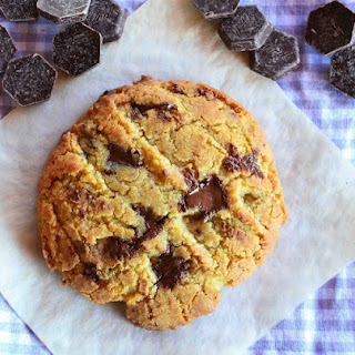 Giant Single-Serving Chocolate Chip Cookie