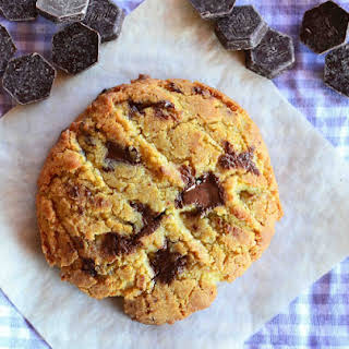 Giant Single-Serving Chocolate Chip Cookie.