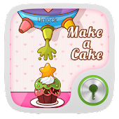 Make a Cake GO Locker Theme