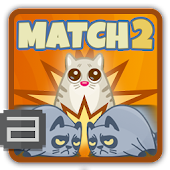 Match Two - Crazy 2048 game