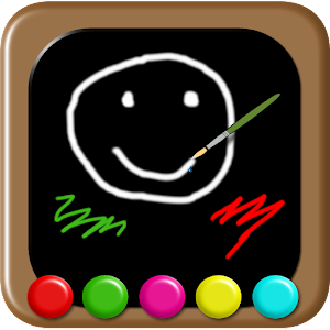 Kids Paint Board Free APK