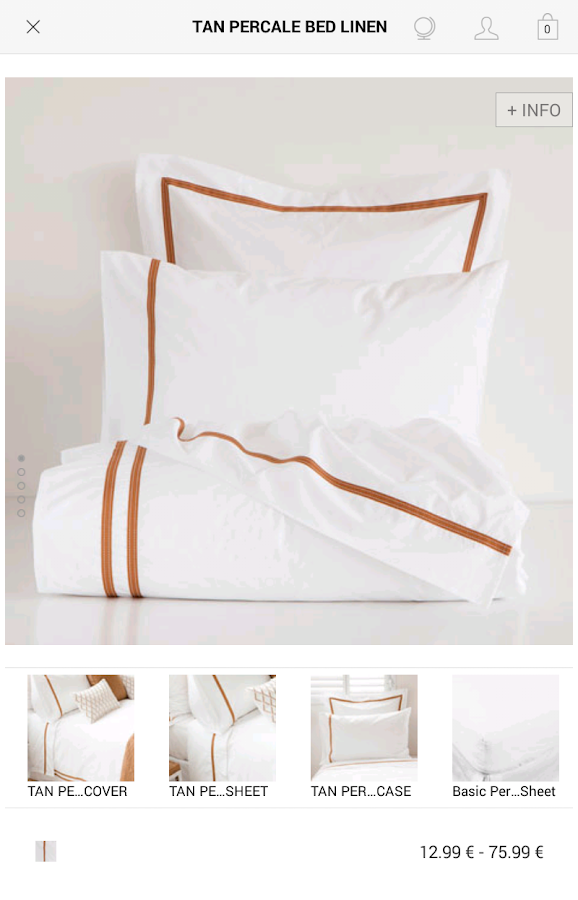 zara home android apps on google play. Black Bedroom Furniture Sets. Home Design Ideas