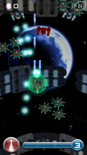 Exp3D  (Space Shooter - Shmup) - screenshot thumbnail