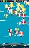 Screenshot of Hot Balloon - Live! Wallpaper