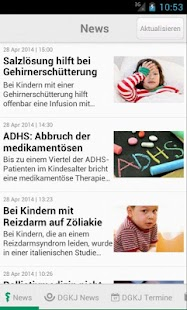 Pädiatrie News- screenshot thumbnail